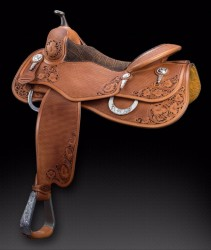 Andreas Maschke Custom Saddles