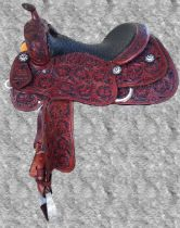 Jerry Shaw Custom Saddles