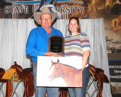 Package of Five Reining Lessons with Keith Tidmore