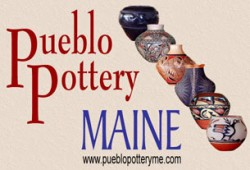 Pueblo Pottery Maine